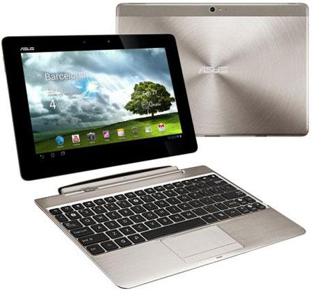 MWC 2012: ASUS дает планшетам Eee Pad Transformer новое имя и представляет модель Infinity