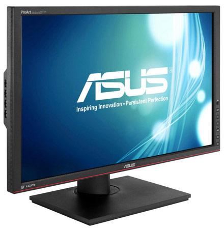 CeBIT: ������� ASUS PA248Q ������� �������� ������� USB 3.0