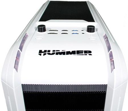 Корпус Nox Xtreme Hummer Zero