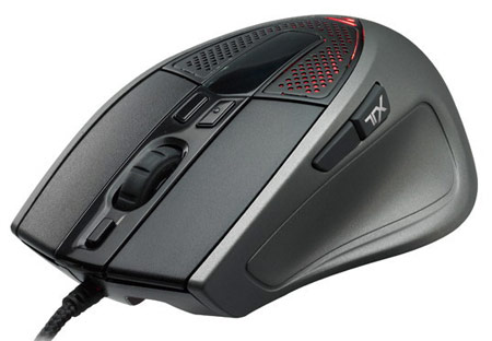 Cooler Master начинает продажи мыши Sentinel Advance 2 и коврика Speed Rx