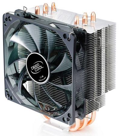 Процессорный охладитель Deepcool GAMMAXX 400
