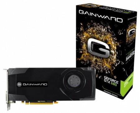 Видеокарта GAINWARD GeForce GTX 680