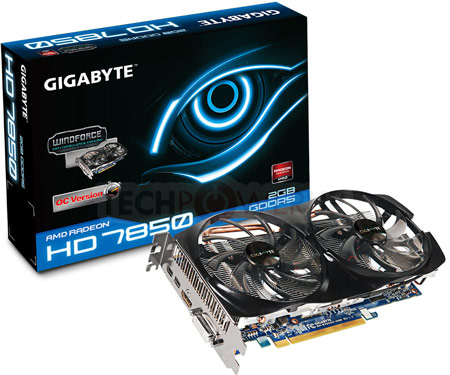 Графические процессоры 3D-карт Gigabyte GV-R787OC-2GD и GV-R785OC-2GD работают на повышенных частотах