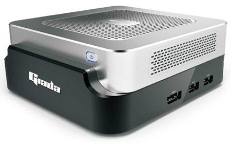 Giada готовит к выпуску мини-ПК Uni-box