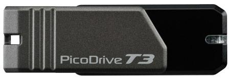 Green House оснащает флэш-накопитель PicoDrive T3 интерфейсом USB 3.0