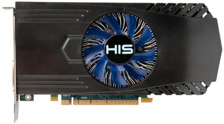 Уровень шума системы охлаждения 3D-карты HIS 7850 Fan 2 GB не превышает 28 дБ