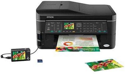 МФУ Epson WorkForce WF-7525 и WorkForce WF-7515, принтер Epson WorkForce WF-7015 предназначены для дома и офиса