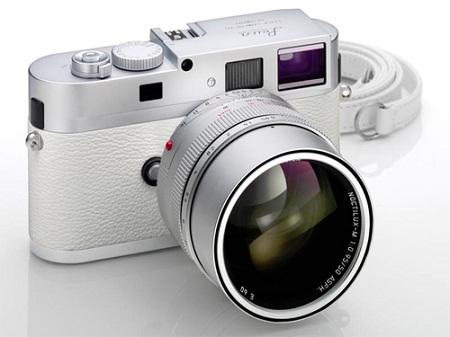 Ограниченный тираж коллекционных камер Leica M9-P