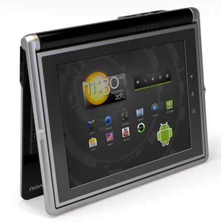 Названа цена и срок начала продаж трансформируемого мобильного компьютера novero Solana