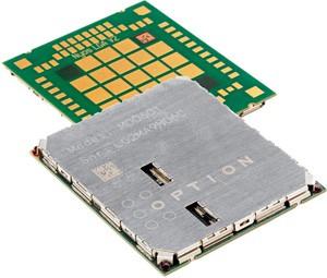 Option анонсирует модуль 4G LTE LGA GTM801 для планшетов и ультратонких ноутбуков