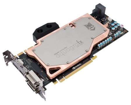 Видеокарта POV/TGT GeForce GTX 680 Beast с водяным охлаждением
