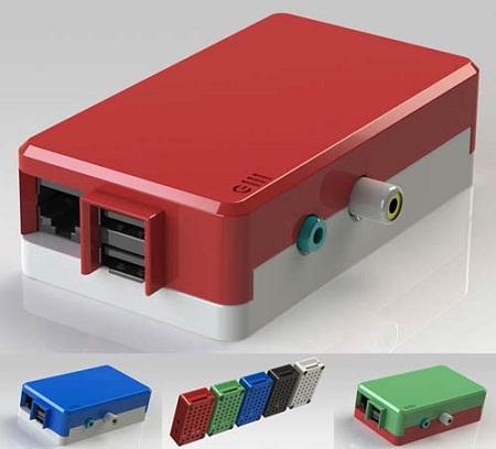Корпус для Raspberry Pi