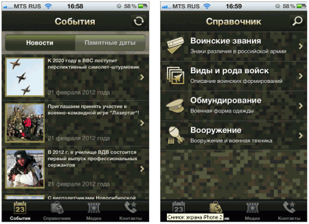 ��������� Russian Army