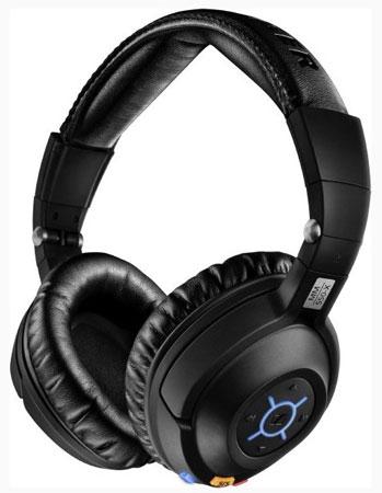 Серию Sennheiser Mobile Music пополнили беспроводные гарнитуры MM 450-X и MM 550-X