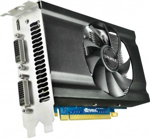 Видеокарта Sparkle GeForce GTX 560 SE