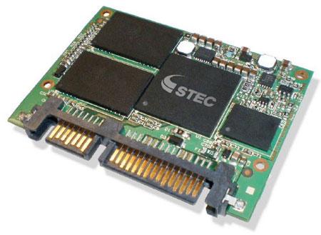 STEC выпускает твердотельный накопитель MACH16 Slim SATA