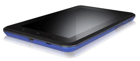 На европейском рынке представлен семидюймовый планшет Toshiba LT170