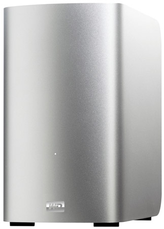 WD начинает продажи двухдисковых внешних накопителей MyBook Thunderbolt Duo