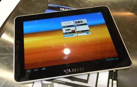 Представлены планшеты YPad A10 и YPad A10 Pro
