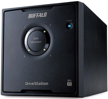 Buffalo HD-QLU3/R5