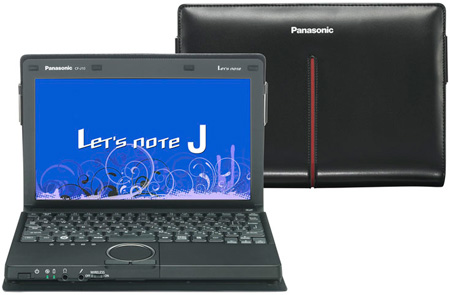 Panasonic Let's Note J10