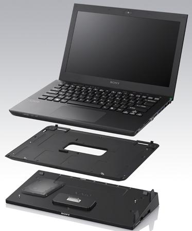 Sony VAIO S 13 с АКБ