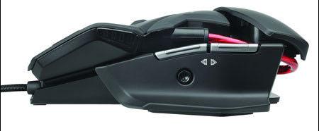 В мыши Mad Catz R.A.T.3 используется оптический сенсор Avago 3090
