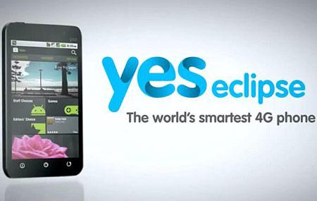 Основой смартфона Eclipse является одноядерный процессор Qualcomm
