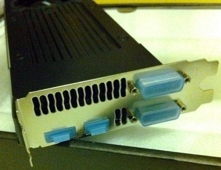 Фото дня: 3D-карта GeForce GTX 670 производства MSI