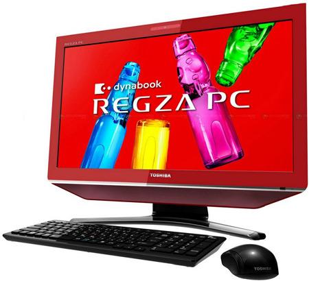 Цена базовой конфигурации Toshiba dynabook REGZA PC D732 равна $2655