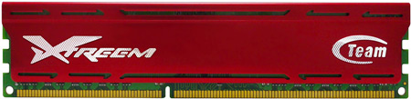 Модули памяти Team Vulcan ориентированы на любителей разгона