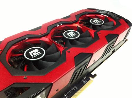 PowerColor готовит к выпуску разогнанную 3D-карту Radeon HD 7970 с кулером Vortex III