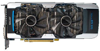 Galaxy GeForce GTX670 GC