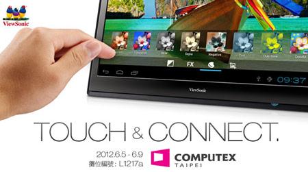 ViewSonic ������� �������� �� Computex 22-�������� �������� � �� Android