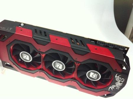 ���������, ��� ����� PowerColor Radeon HD 7970 X2 Devil13 ����� �������� �� �������� Computex