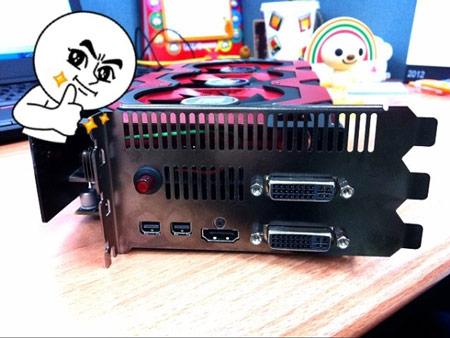 Ожидается, что карта PowerColor Radeon HD 7970 X2 Devil13 будет показана на выставке Computex