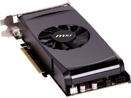 Поставки MSI N550GTX-Ti-MD1GD5-V2 уже начались