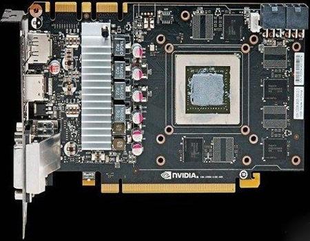 Фото дня: NVIDIA GeForce GTX 670 без системы охлаждения