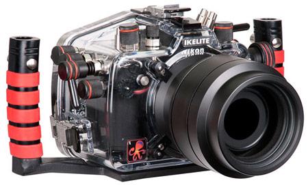 � Ikelite ����� ��������� ���� ��� Nikon D800