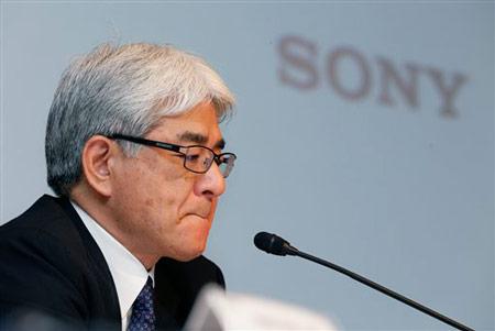 Убытки Sony достигли рекордного уровня — 5,7 млрд. долларов за год