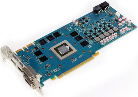 3D-карта Inno3D GeForce GTX 670 Ice Dragon Edition