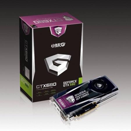 Demon G анонсирует 3D-карту GeForce GTX 680 Ultimate Edition с системой водяного охлаждения