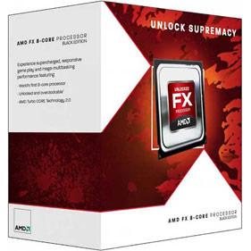 Выпуск процессоров AMD FX на микроархитектуре Piledriver начнется в следующем квартале