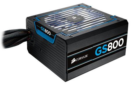 �������� Corsair �������� ����� ������� ����� GS ��������� 600, 750 � 800 ��