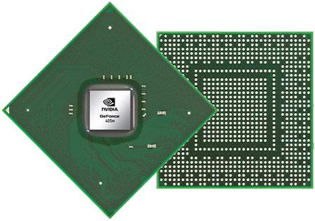 В конфигурацию NVIDIA GeForce 405M входит 16 ядер CUDA