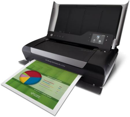 HP Officejet 150 — первое в мире мобильное МФУ