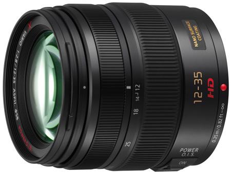 Объектив Panasonic LUMIX G X VARIO 12-35mm/F2.8 ASPH./POWER O.I.S. предназначен для камер системы Micro Four Thirds