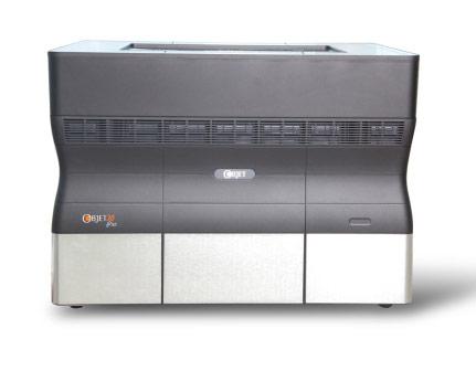 3D-принтер Objet30 Pro работает с семью материалами, включая прозрачный и термостойкий