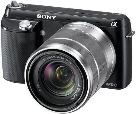 ������������ ������������� ������ ���������� ������ Sony NEX-F3