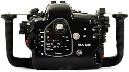 Nauticam анонсирует подводный бокс для Canon 5D Mark III